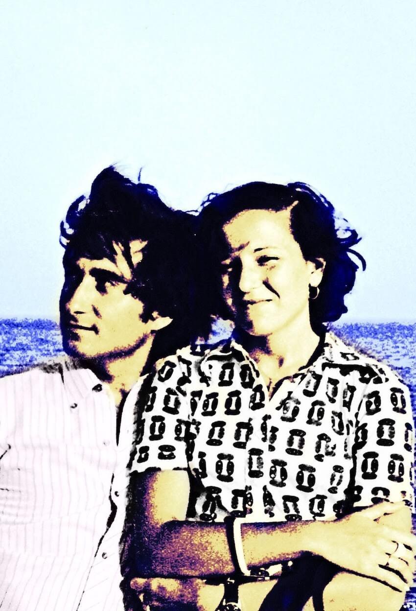 Daniel Portero y Mercedes Lahuerta