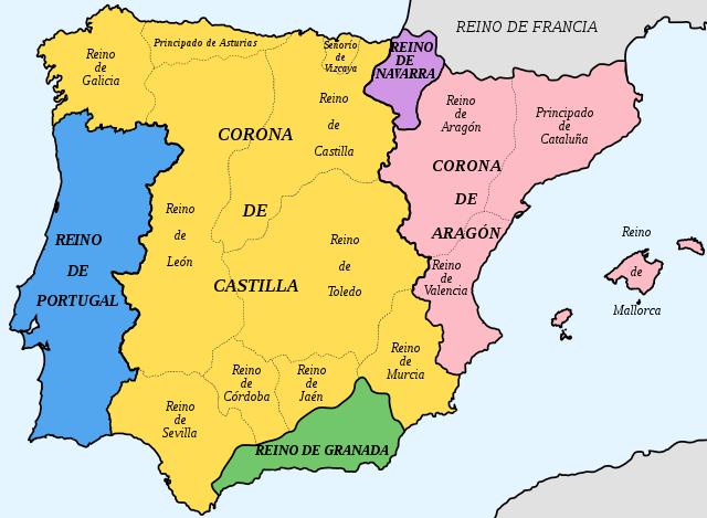 España en el antiguo regimen
