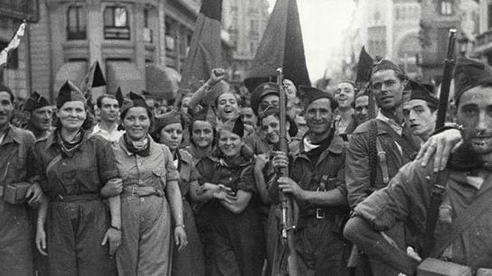 La Segunda República Española. El Gobierno Provisional o Periodo Constituyente de 1931.