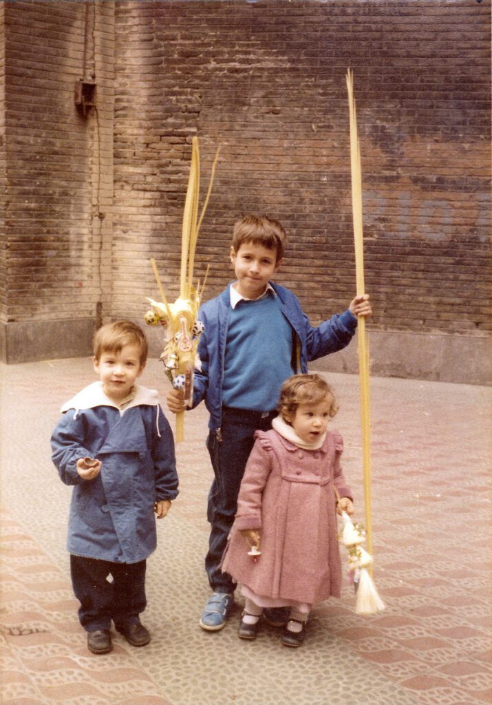 Los 3 hermanos Portero Lahuerta